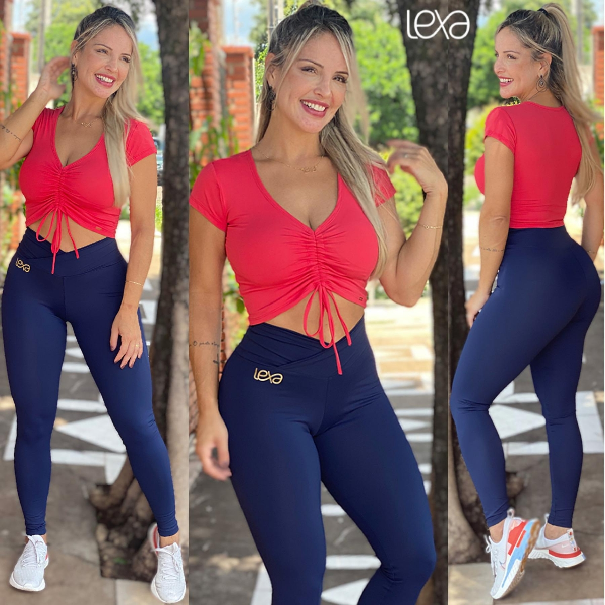 Blusinha Karina Vermelho Tomate