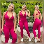 Macacão Laura Pink