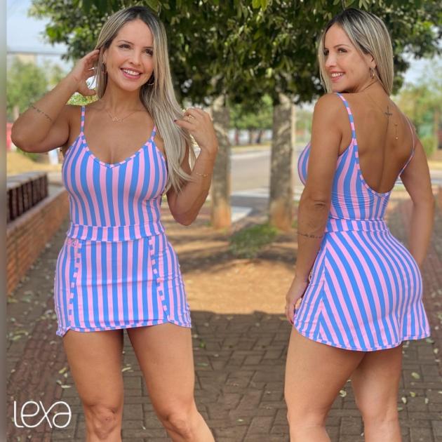 Saia Shorts Luna Candy