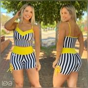 Shorts Cruzado Linhares