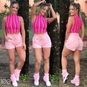 Shorts Eliana Rosa Bebê