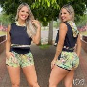 Shorts Manu Palmas