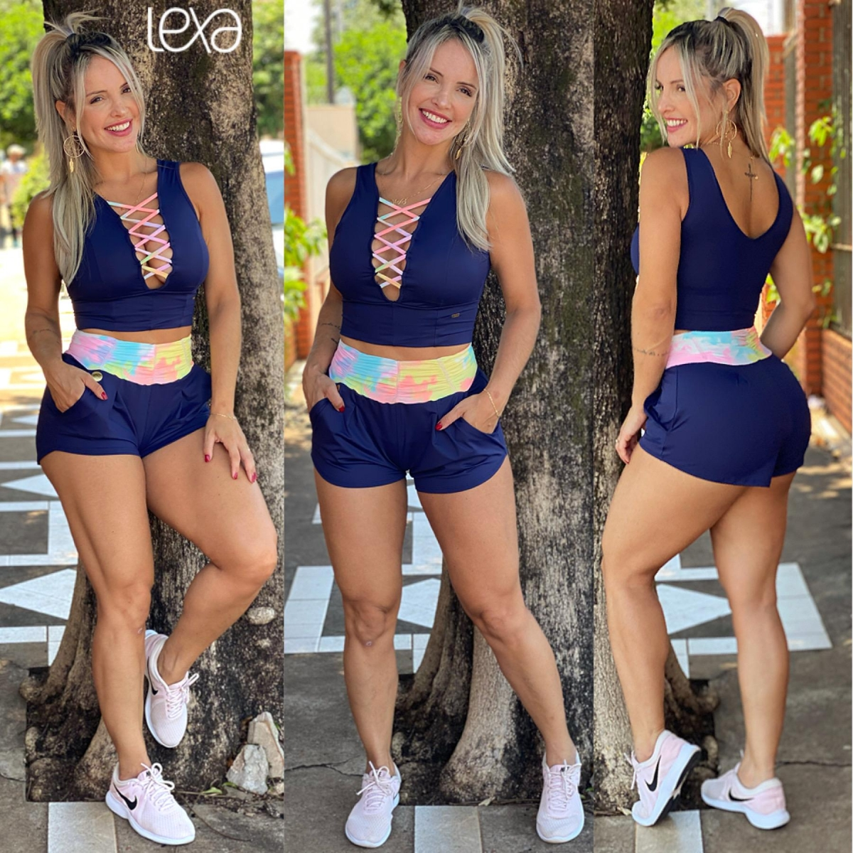 Shorts Manu Verão